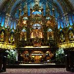 Le choeur de la basilique Notre Dame