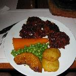 My delicious Ribs and Veg