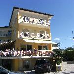 view of hotel