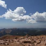 Awesome view from top of Pike's Peak