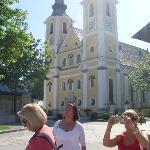 The historical church