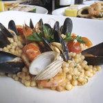 The unique Sardinian Fregola