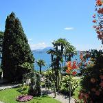 les jardins d'Isola Bella et le lac Majeur