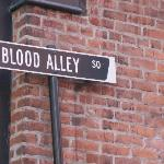 Blood Alley - Gastown walking tour
