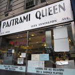 Exterior of Pastrami Queen