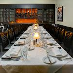 Three Private Dining Rooms for up to 30 guests