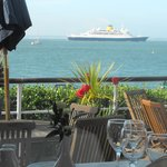 Unrivaled Views of the Solent
