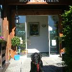 Henry at Hotel Cathrin