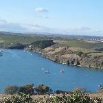 The Salcombe to Kingsbridge estuary