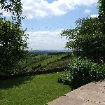 The Garden at Hen Cloud