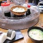 長寿庵料理1