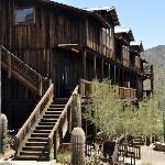 rustic hotel