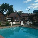 Foto de Blue Gables Motel