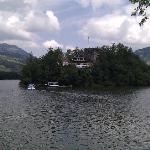 Das Insel-Restaurant Foto
