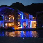 Night View of Bar/Lounge