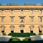 Front View - Villa Spalleti Trivelli, Rome, Italy