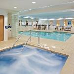 Swimming Pool and Whirlpool
