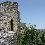 Mächtige Türme und dicke Mauern