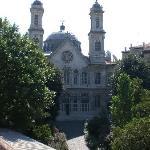 La vista dalla nostra Stanza, Chiesa S.Triada