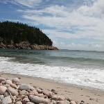 Beach in Cape Breton Highlands NP