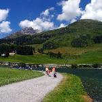 Lake of Davos