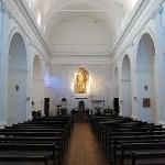 Nave of the church.