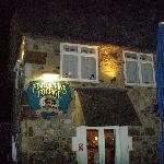Fishermans Cottage Pub on Shanklin Beach