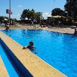 11.-Parque Termal de Federación : Área pasiva-piscinas 39 y 40º