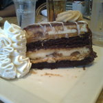 New Reese's Cheesecake.
