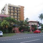Coral Towers front