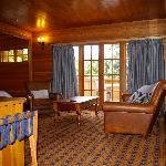Chambre Luxe avec terrasse de 12 m² privée