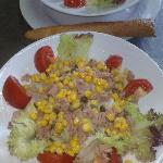 Toothsome Tuna Fish Salad