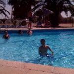 great fun in zeus pool