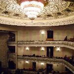 ナヴォイ・オペラ・バレエ劇場内部