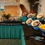 Continental Buffet Breakfast