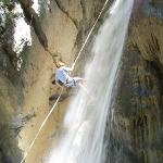 canyoning with planet action at tipolo resort