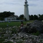 Light House on Negril Cliff