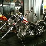 Captain America bike from Easy Rider