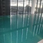 Melbourne: Crown Metropol: Swimming pool