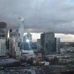 Melbourne: Crown Metropol: View from Room