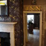 Griffin Inn - looking towards bar - 1