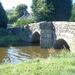 bridge in Lerryn