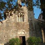 Quaint Church in Pievescola