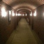 corridor to elevators