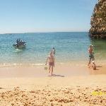 Award winning local beach