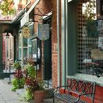 Shops on Main St Lititz,PA