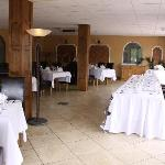 The Restaurantset for our wedding