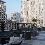 22nd Floor Lounge Area