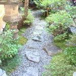 Motonago japanese garden