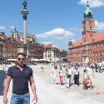 Ein Jahr zuvot/ Blick auf die Altstadt